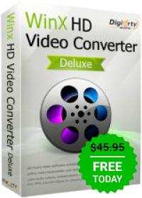 WinX HD Video Converter Deluxe 5.10