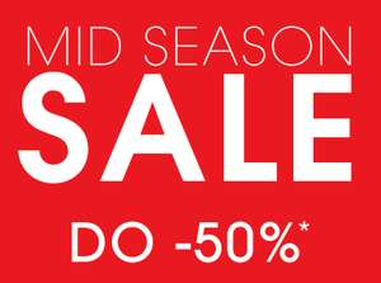 Gosport do -50% MID SEASON SALE
