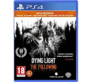 Dying Light: The Following - Edycja Rozszerzona [Playstation 4] za 49zł @ Euro / OleOle