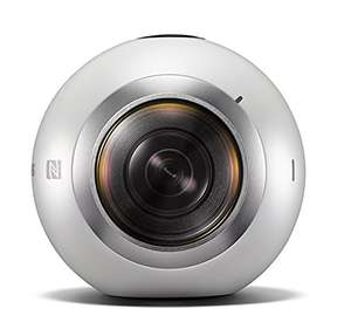 Kamera SAMSUNG GEAR 360 - najtaniej w historii. AMAZON.de
