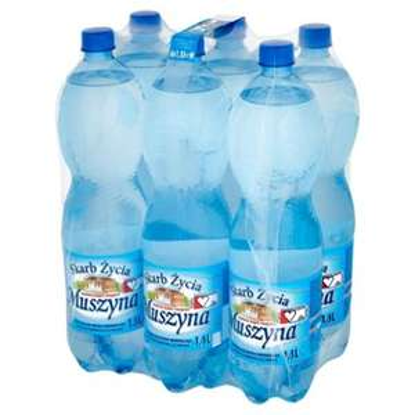 Woda Muszyna  - 0,98 zł Kaufland