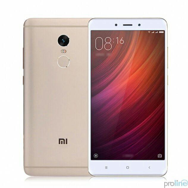 Xiaomi Redmi Note 4 64GB Dual SIM LTE Gold
