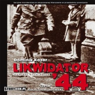 """Audiobook """"Likwidator 44"""" za 12,90 zł. Ebook za 14,06 zł @ ebookpoint"""