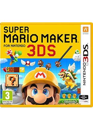 Mario Maker 3DS [Nintendo 3DS] za ~98zł z wysyłką @ Base
