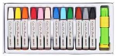 Kredki pastelowe (olejne) 12 kolorów za ~3,70zł  z wysyłką @ Gearbest