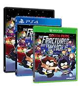 Darmowe Demo South Park The Fractured But Whole 1h Free PS4 XBOX One