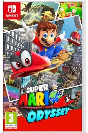 Mario Odyssey [Nintendo Switch, Preorder] za 174,99zł @ Merlin