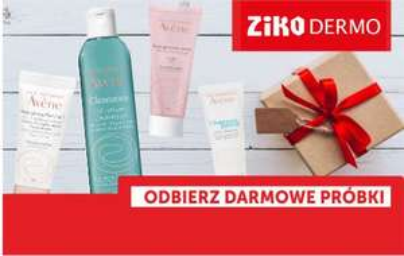 Bezpłatne próbki kosmetyków Avene @ Apteka Ziko