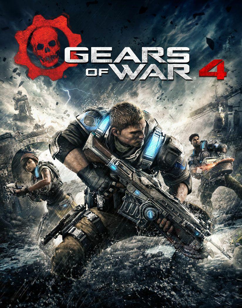 Gears of war 4 - darmowe 10h (Xbox One i Win10)