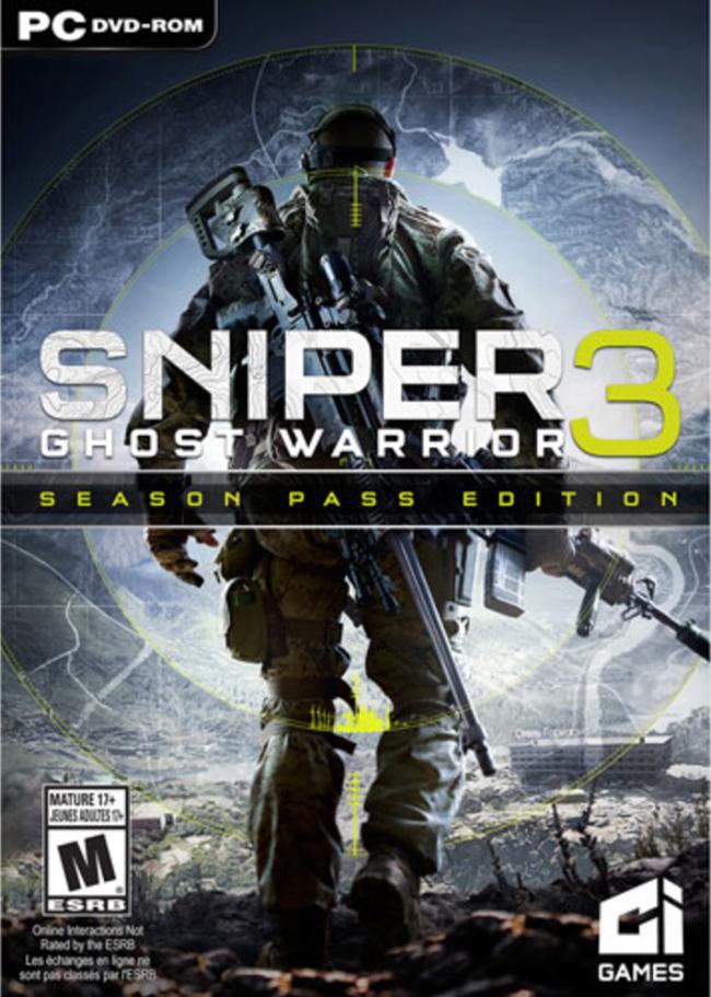 Sniper Ghost Warrior 3 Season Pass Edition za ok 40 zł