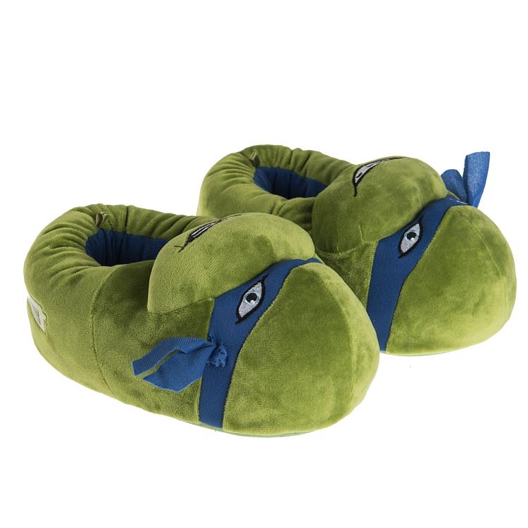 Kapcie dziecięce Wojownicze Żółwie Ninja za 27,49zł (-50%) @ Smyk