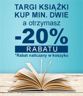 -20% przy zakupie dwóch książek (obejmuje wyprzedaż) @ Smyk