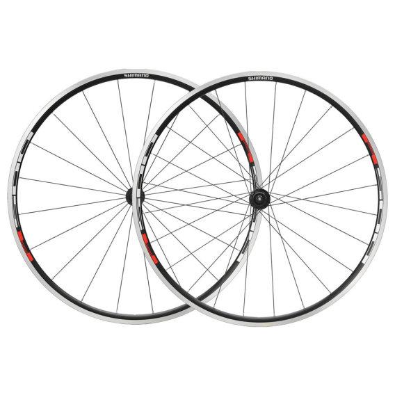 Komplet szosowych kół rowerowych + opony + dętki