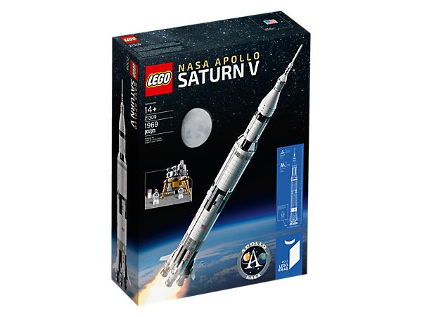 LEGO Rakieta NASA Apollo V