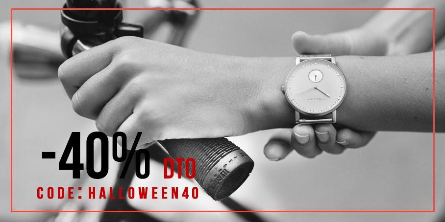 Minimalistyczne zegarki i okulary MELLER -40%!