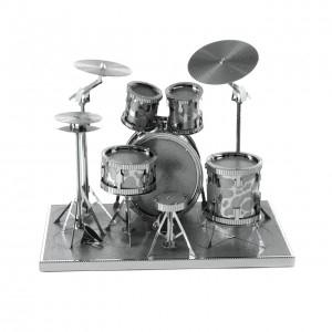 Perkusja metalowe puzzle 3D @ Gearbest