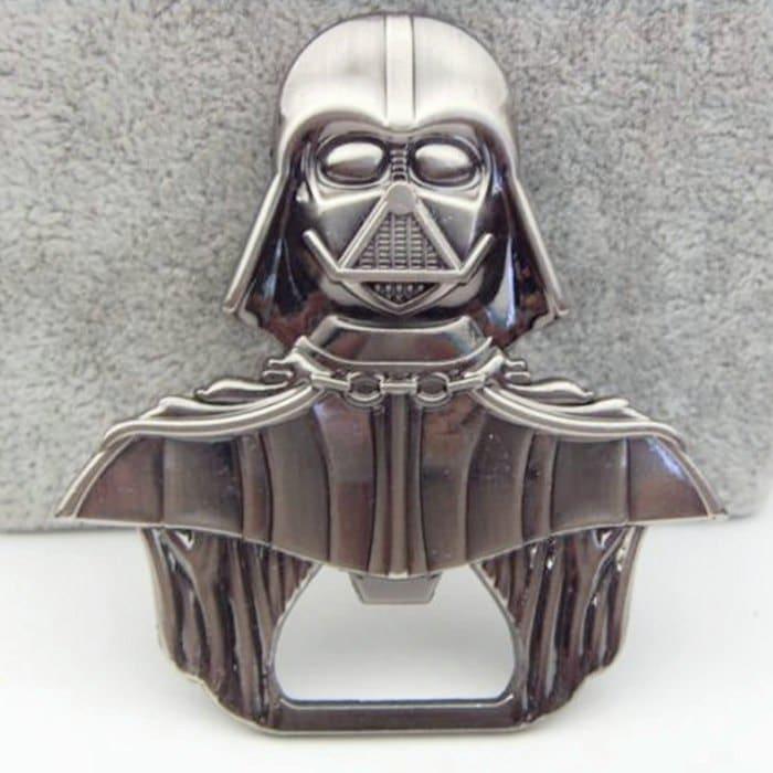 Otwieracz do butelek Darth Vader dla fanów Gwiezdnych Wojen @ Rosegal