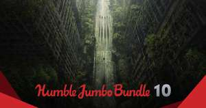 Humble Jumbo Bundle 10 (m.in. Prototype 2, Wasteland 2, Oddworld New 'n' Tasty)