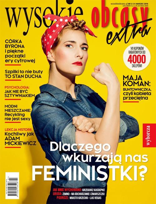 Extra Zakupy 4-5 listopada 2017 Weekend Zniżek z magazynem Wysokie Obcasy