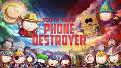 South Park: Phone Destroyer już 9 listopada, za darmo