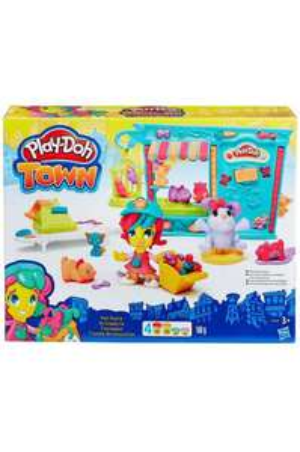 Play-Doh Town Sklepik ze zwierzakami dla posiadaczy kont masterpass