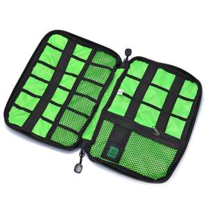 Organizer na kable Waterproof Travel Carry Protective Pouch Case