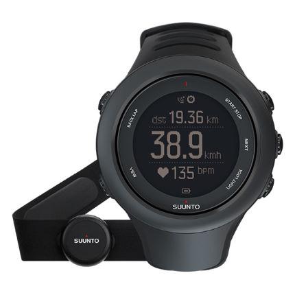 Zegarek sportowy Suunto Ambit3 Sport Czarny z HRM