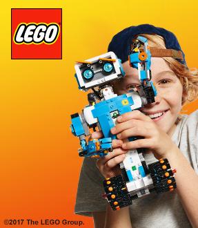 20% rabatu na WSZYSTKIE klocki LEGO @ Smyk