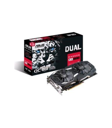 Asus Radeon RX 580 OC GAMING 8GB