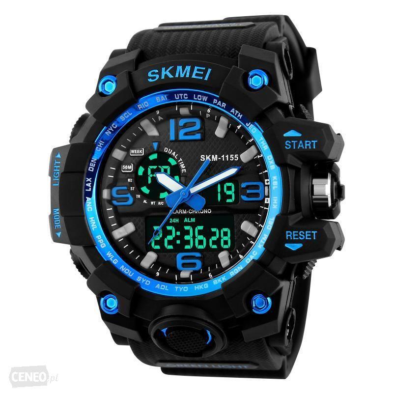 Zegarek SKMEI 1155 i kod na -40% na wyprzedaż