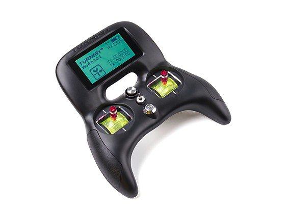 hobbyking.com - Turnigy Evolution Digital AFHDS 2A Radio Control System w/TGY-iA6C Receiver (Black) (Mode 2)