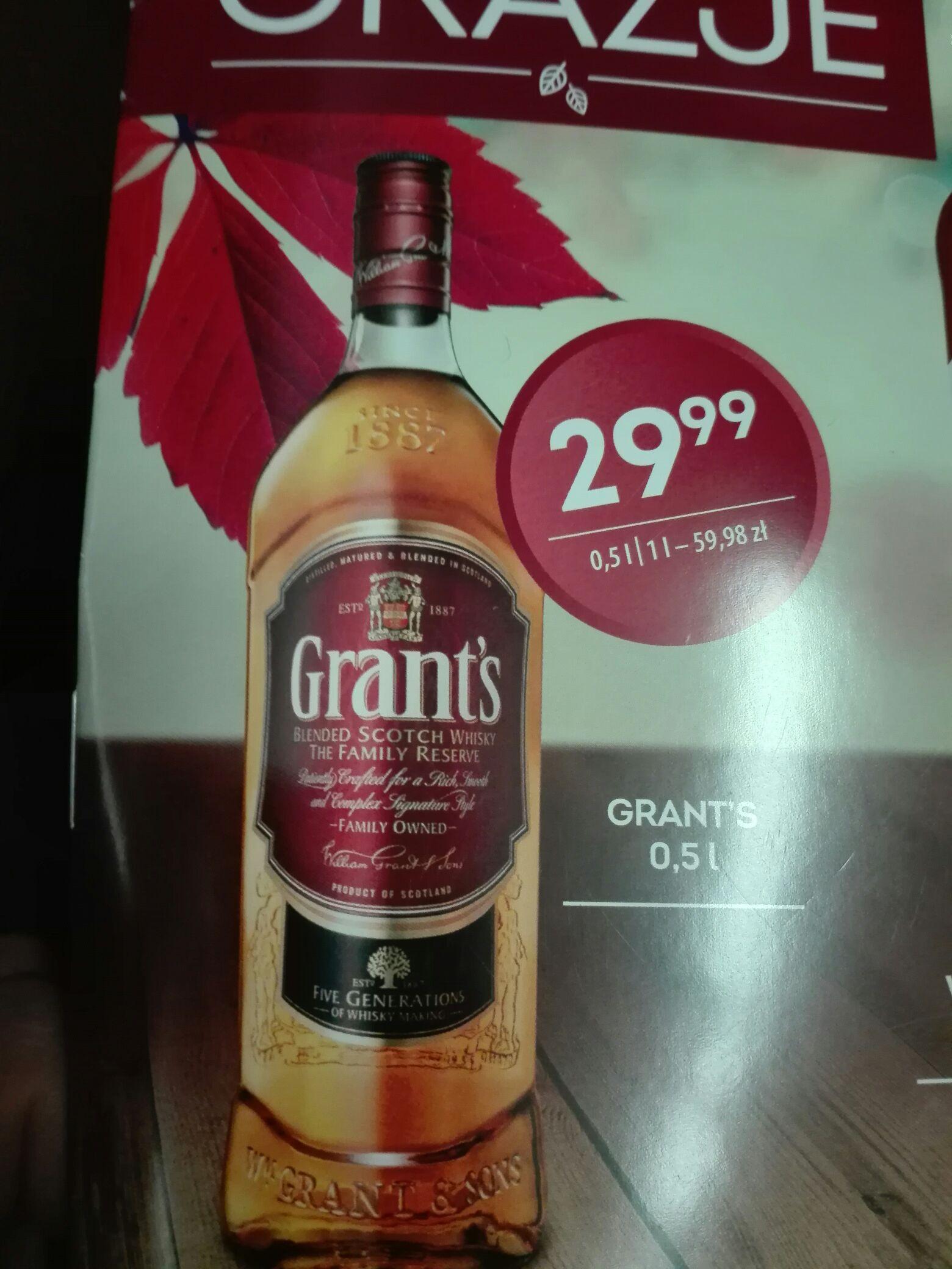Grant's 0,5 L żabka