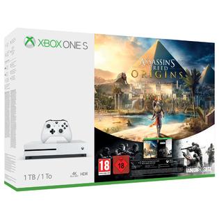 Zestaw Xbox One S 1TB + 6 gier
