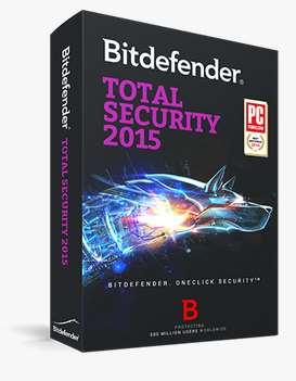 licencja na program antywirusowy Bitdefender Total Security 2015 za darmo na 6 miesięcy @ Bitdefender
