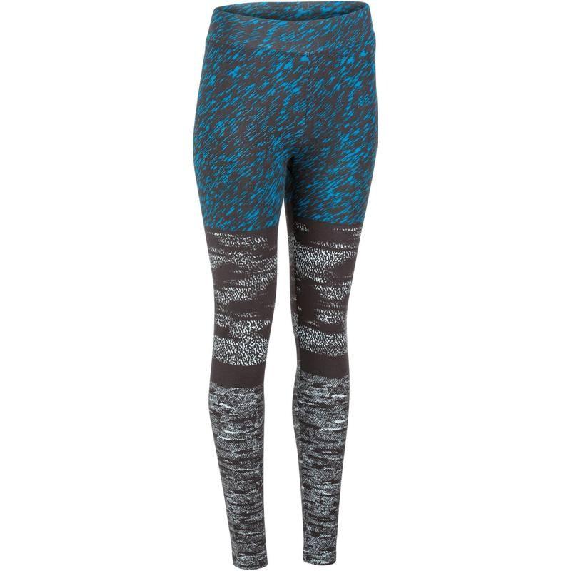 Damskie legginsy za 29,99zł (-50%, pełna rozmiarówka) + dostawa gratis @ Decathlon