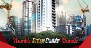 Humble Strategy Simulator Bundle