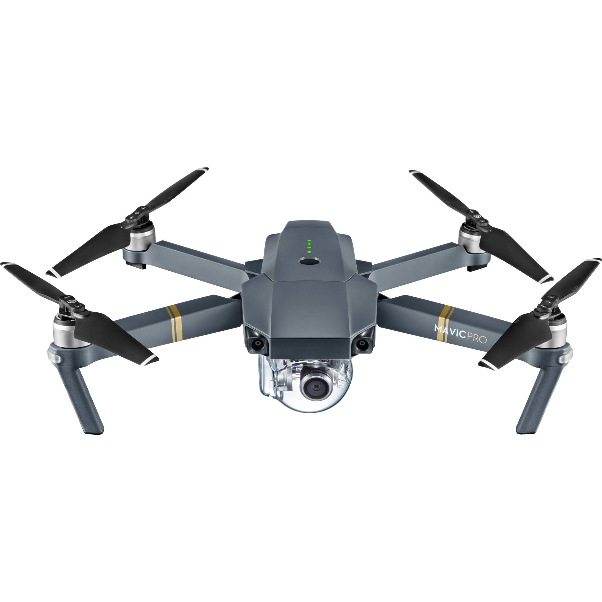 DJI Mavic Pro RC Quadcopter za $849.11 (11.11.2017) @ Gearbest
