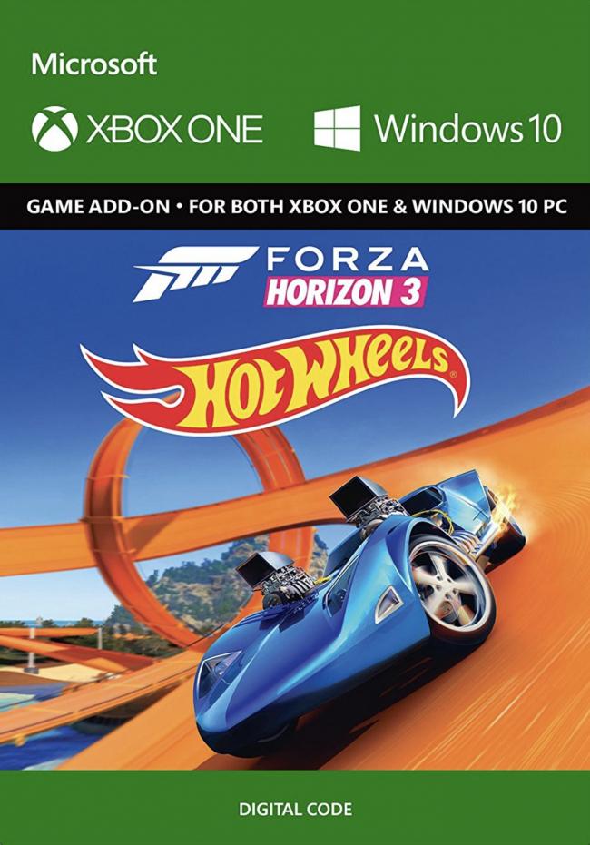 Forza Horizon 3 Hot Wheels DLC (Xbox One + PC)