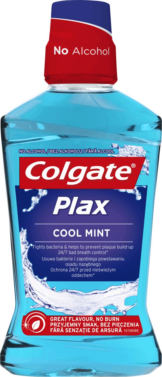 Płyn Colgate Plax 500ml @Rossmann