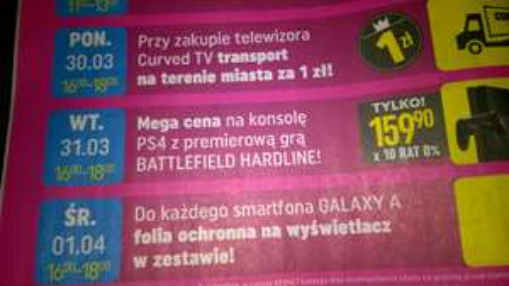 Happy Hours! PS4 + Battlefield Hardline za 1599zł @ Neonet