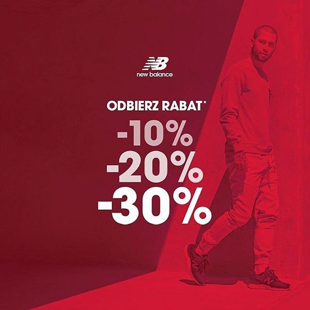 New Balance -10% - 20% - 30%