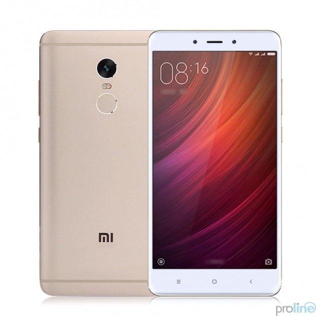 Xiaomi redmi note 4 Wersja 4gb ram 64gb pamięci gold Polska dystrybucja B20 LTE