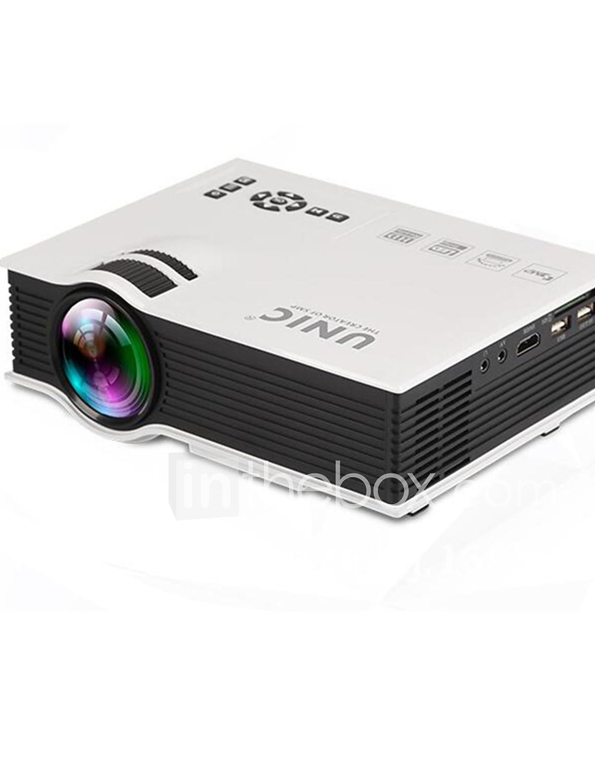 Projektor UNIC UC40 LCD