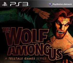 (Za darmoszkę)The Wolf Among Us Episode 1: Faith - PS3 [Digital Code]