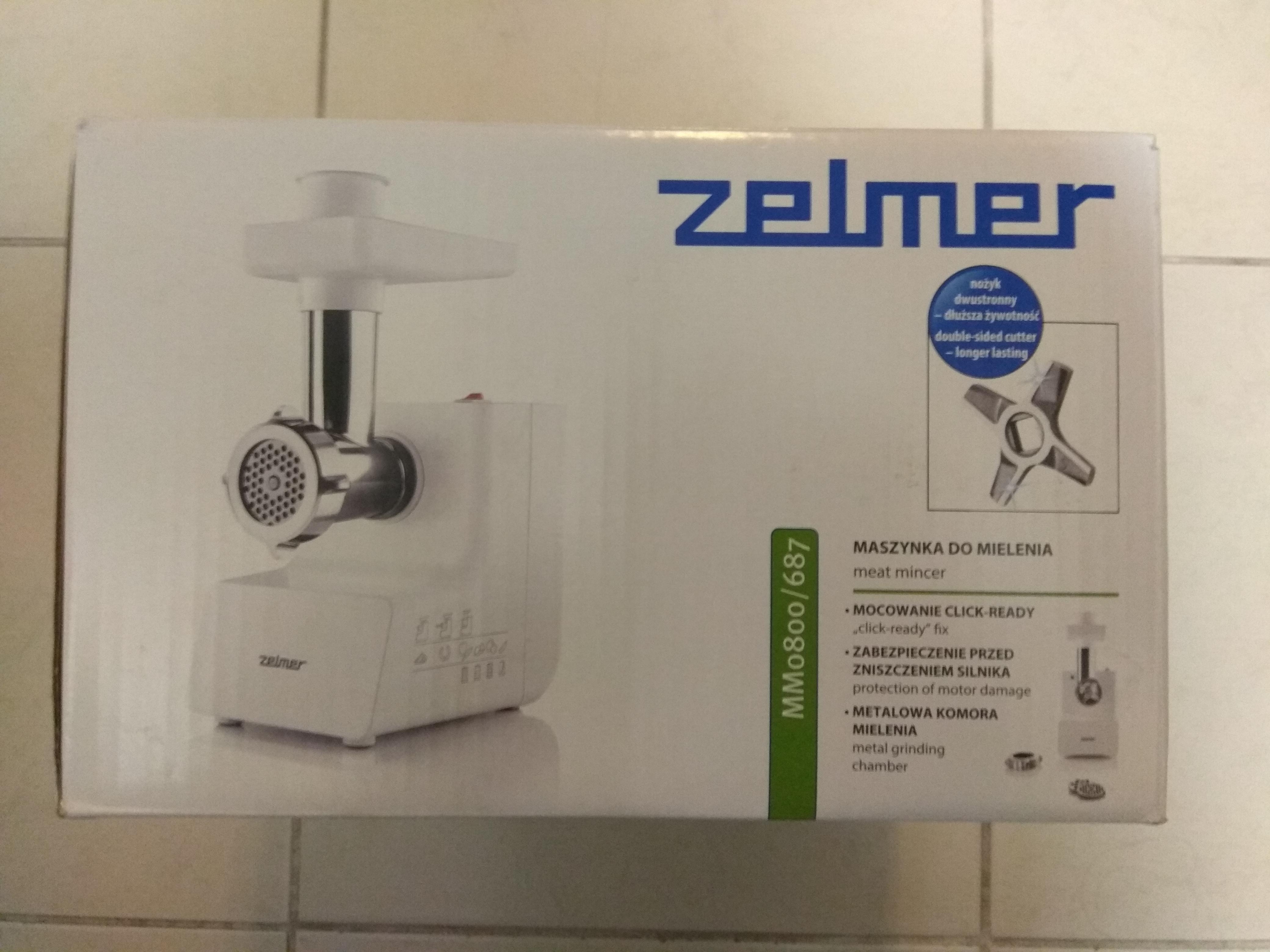 Maszynka do mielenia Zelmer  - Kaufland