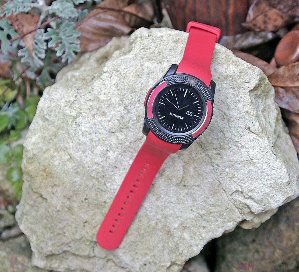 Hykker Chrono 3 smartwatch w barwach Biedronki