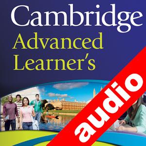 90% taniej Audio Cambridge Advanced Learner's Dictionary @iTunes