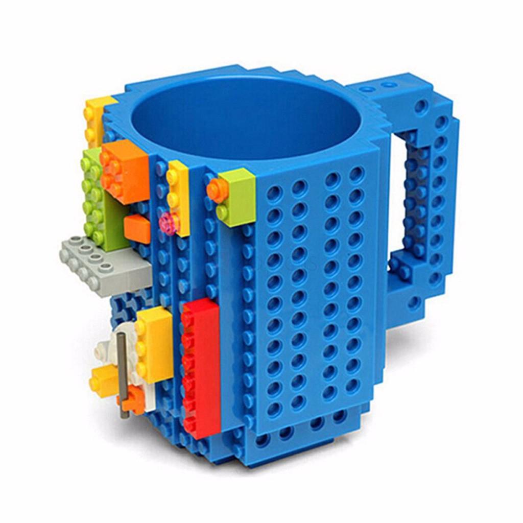 Kreatywny kubek dla dzieci pasujący do klosków Lego