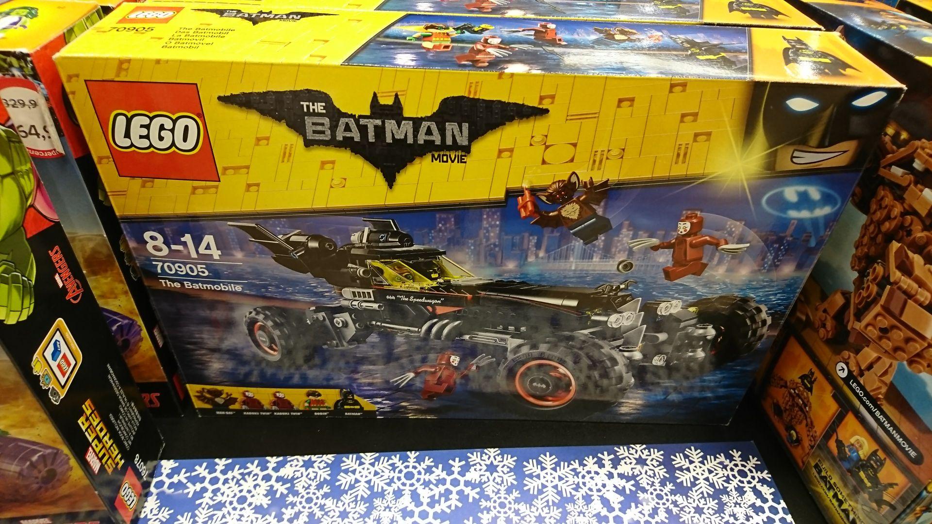 Lego 70905 the batmobil