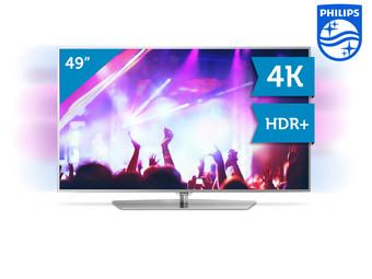 Telewizor Philips 49PUS6551 49', 4K za 2579,89zł z wysyłką @ iBood